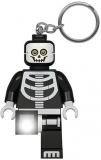 Breloc cu lanterna Schelet LGL-KE137 LEGO Classic