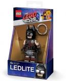 Breloc cu lanterna Batman LGL-KE146 LEGO Movie 2