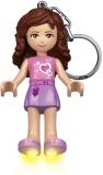 Breloc cu lanterna Olivia LGL-KE22O LEGO Friends