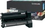 Cartus Toner Black Return C7700Kh 10K Original Lexmark C770N