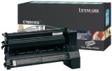 Cartus Toner Black Return C780H1Kg 10K Original Lexmark C780N