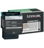 Cartus Toner Black Return C540H1Kg 2,5K Original Lexmark C540N