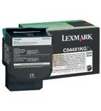 Cartus Toner Black Return C544X1Kg 6K Original Lexmark C544N