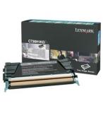 Cartus Toner Black Return C736H1Kg 12K Original Lexmark C736N