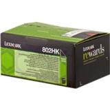 Cartus Toner Black Return Nr.802Hk 80C2Hk0 4K Original Lexmark Cx410E