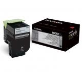 Cartus Toner Black Nr.800S1 80C0S10 2,5K Original Lexmark Cx310N