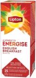 Ceai negru English Breakfast 25 plicuri/cutie Lipton