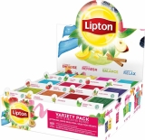 Ceai mix Variety Pack 180 plicuri/cutie Lipton