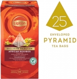 Ceai Exclusive Selection rooibos 25 plicuri piramida/cutie Lipton