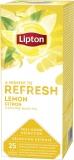 Ceai negru Lemon 25 plicuri/cutie Lipton