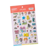 Sticker Little Princess Pigna