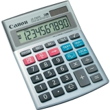Calculator de birou 10 cifre Dual Power Canon
