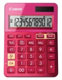 Calculator de birou 12 cifre LS-123 roz Canon
