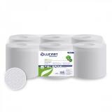 Prosop rola hartie alba 100% reciclata ECO 19CF, 6 buc/set Lucart