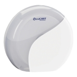 Dispenser hartie igienica mini Jumbo alb Lucart