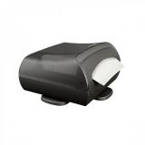 Dispenser servetele de masa pliate, 16 x 24 cm L-One Tableturn negru Lucart