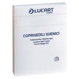 Acoperitoare WC Lucart 200 buc/cutie