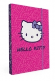 Mapa cu elastic A4 Hello Kitty