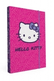 Mapa cu elastic A5 Hello Kitty