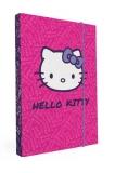Mapa cu elastic A5 Hello Kitty