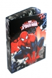Mapa cu elastic A4 PP Jumbo Spiderman