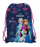 Sac sport Anna & Elsa Frozen
