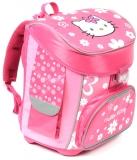 Ghiozdan compact neechipat Hello Kitty