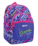 Rucsac Multicolor iGame iStyle Son