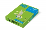 Hartie copiator IQ color intens A4 spring green 80 g/mp, 500 coli/top
