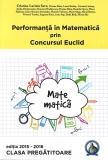 Culegere Performanta in Matematica prin Concursul Euclid clasa pregatitoare