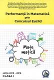 Culegere Performanta in Matematica prin Concursul Euclid clasa I