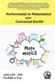 Culegere Performanta in Matematica prin Concursul Euclid clasa a II-a