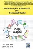 Culegere Performanta in Matematica prin Concursul Euclid clasa a III-a