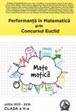 Culegere Performanta in Matematica prin Concursul Euclid clasa a V-a