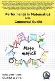 Culegere Performanta in Matematica prin Concursul Euclid clasa a VI-a