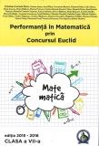 Culegere Performanta in Matematica prin Concursul Euclid clasa a VII-a