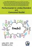 Culegere Performanta in Limba Romana prin Concursul Euclid clasa a II-a