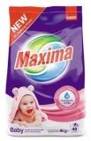 Detergent rufe Maxima Baby, 40 spalari, 4 kg Sano