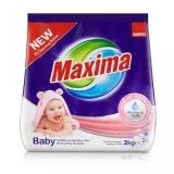 Detergent pudra, 20 spalari, 2 kg Sano Maxima Baby