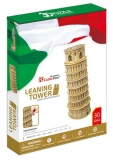 Puzzle 3D Tower of Pisa 30 piese