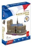Puzzle 3D Notre Dame 128 piese
