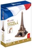 Puzzle 3D Turnul Eiffel (Nivel Complex 82 Piese) Cubicfun