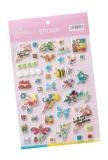 Sticker XOXO fete 1 Pigna