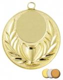 Medalie cu panglica si placuta