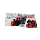 Coperti A4 transparente Michael Jackson Pigna