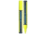 Marker pentru sticla Maxx 245, culoare galben, Schneider