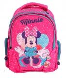 Ghiozdan clasele 1/4 roz-dots Color Minnie Pigna