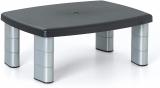 Suport monitor ajustabil negru/gri 3M
