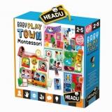 Montessori - Sa Ne Jucam In Oras Headu