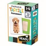 Carti Tactile Montessori Headu
